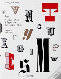 Wook.pt - Type - A Visual History of Typefaces and Graphic Styles - Volume 1