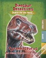Tyrannosaurus And Other Cretaceous