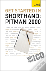 Tys Get Started In Shorthand Pitman 2000