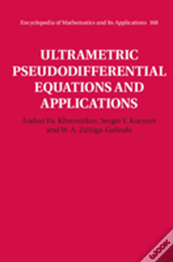 Wook.pt - Ultrametric Pseudodifferential Equations And Applications