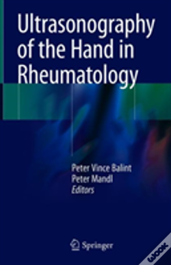 Wook.pt - Ultrasonography Of The Hand In Rheumatology