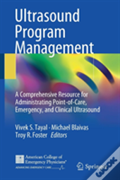 Ultrasound Program Management