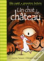 Un Chat De Chateau