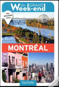 Wook.pt - Un Grand Week-End A Montreal