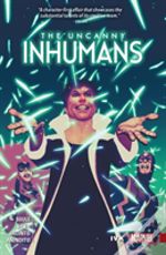Uncanny Inhumans Vol. 4