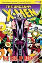 Uncanny X Men The Trial Of Magneto