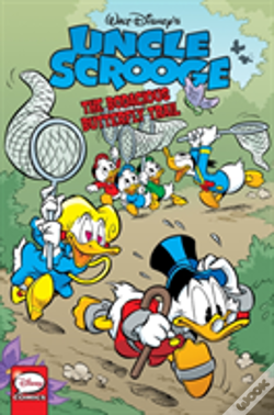 Wook.pt - Uncle Scrooge: The Bodacious Butterfly Trail