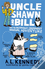 Uncle Shawn And Bill And The Pajimminy Crimminy Unusual Adventure
