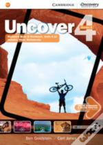 Uncover Level 4 Combo B With Online Workbook And Online Practice