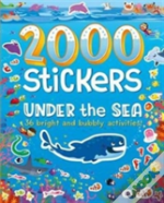Under The Sea 2000 Stickers
