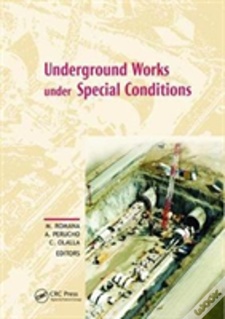 Wook.pt - Underground Works Under Special Conditions