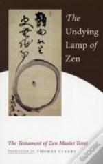 Undying Lamp Of Zen The