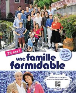Wook.pt - Une Famille Formidable 25 Ans