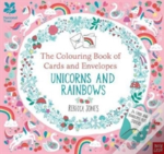 Unicorns & Rainbows Cards & Envelopes