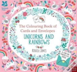 Wook.pt - Unicorns & Rainbows Cards & Envelopes