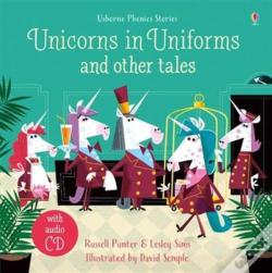 Wook.pt - Unicorns In Uniforms And Other Tales + Cd