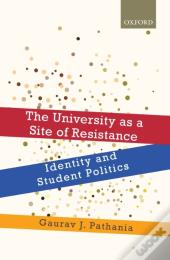 University As A Site Of Resistance