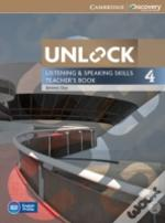 Unlock Level 4 Listening And Speaking Skills Teacher'S Book With Dvd