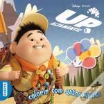 UP. Altamente! - Colorir com Autocolantes