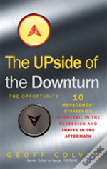 Upside Of The Downturn - The Opportunity