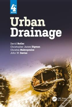 Wook.pt - Urban Drainage, Fourth Edition