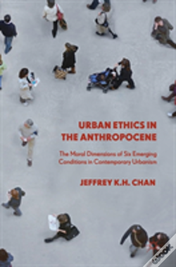 Wook.pt - Urban Ethics In The Anthropocene
