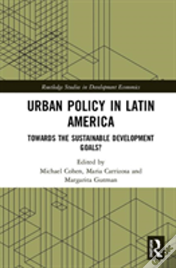 Wook.pt - Urban Policy In Latin America Cohe