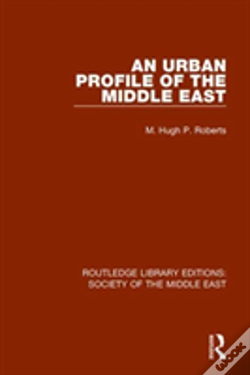 Wook.pt - Urban Profile Of The Middle East R