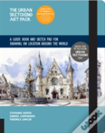 Urban Sketching Art Pack