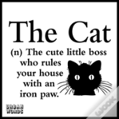 Urban Words - The Cat
