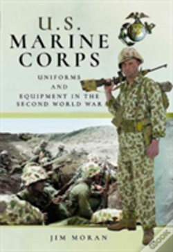 Wook.pt - Us Marine Corps Uniforms And Equipment In The Second World War