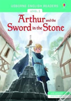 Wook.pt - Usborne English Readers Level 2: Arthur And The Sword In The Stone