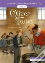 Usborne English Readers Level 3: Oliver Twist