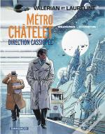 Valerian T.9; Metro Chatelet Direction Cassiopee