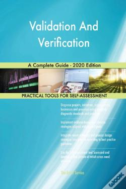 Wook.pt - Validation And Verification A Complete Guide - 2020 Edition