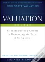 Valuation, Sixth Edition Course