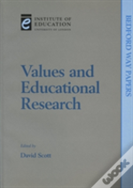 Values And Educational Research