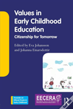 Wook.pt - Values In Early Childhood Education