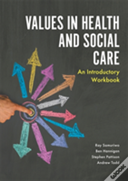 Wook.pt - Values In Health And Social Care