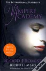 Vampire Academy Blood Promise Signed Ed