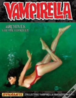 Wook.pt - Vampirella Archives Volume 14