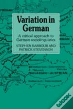 Variation In German