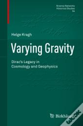Varying Gravity