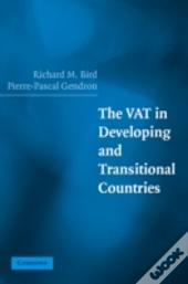 Vat In Developing And Transitional Countries