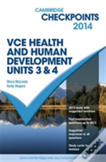Vce Health And Human Development