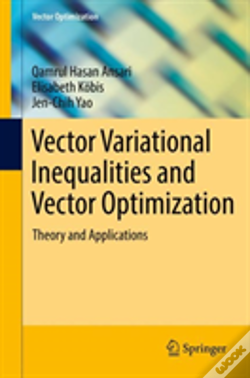 Wook.pt - Vector Variational Inequalities And Vector Optimization