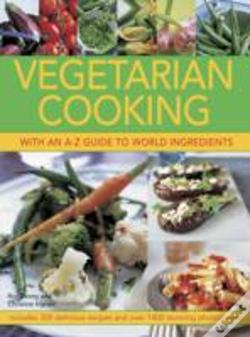 Wook.pt - Vegetarian Cooking With An A-Z Guide To World Ingredients