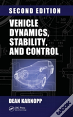 Vehicle Dynamics, Stability, And Control, Second Edition