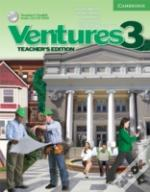 Ventures 3 Teacher'S Book With Teacher'S Toolkit Cd-Rom