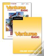 Ventures Basic Digital Value Pack (Student'S Book With Audio Cd And Online Workbook)